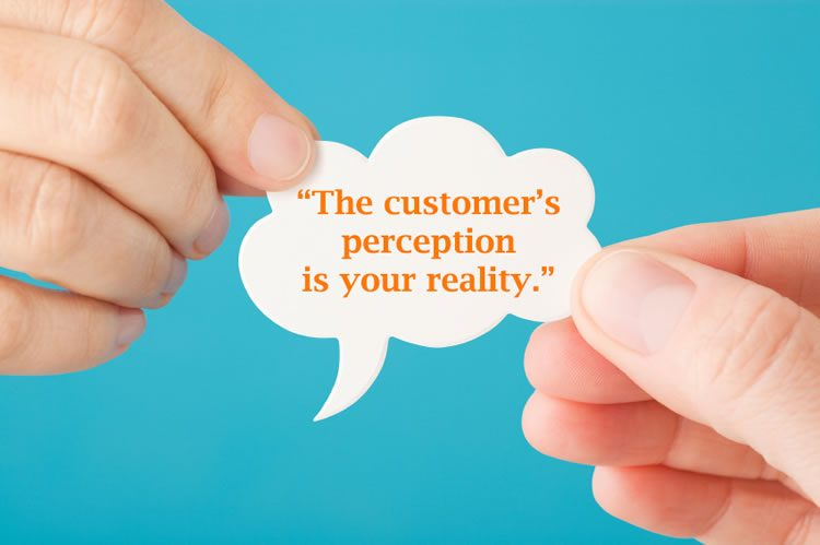 Customers Perception Of Your Company